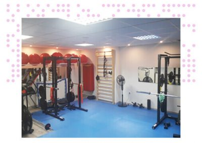 Sala de entrenamiento - Stik Fenomenal
